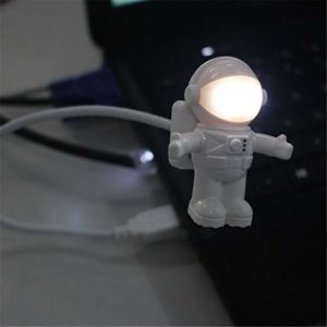 Astronaut Computer Light